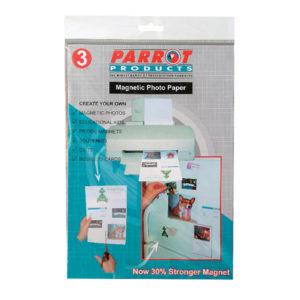 BA1197 Magnetic Flexible Photo Paper A4