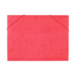 B3450 Bantex Document Wallet Red