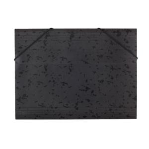 B3450 Bantex Document Wallet Black