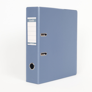 B1450MET Bantex Metallic LA File 70mm Blue