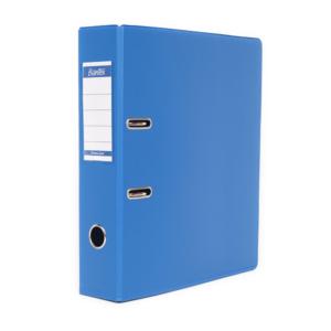 B1450 Bantex Lever Arch File PVC 70mm Blue