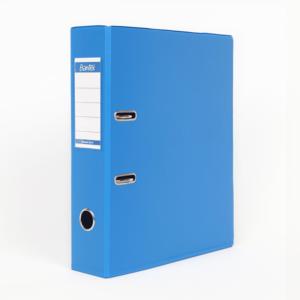 B1450 Bantex Lever Arch File PVC 70mm Cobalt Blue