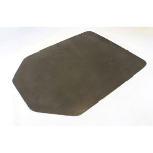 CP1042 CARPET PROTECTOR NON SLIP GREY TAPERED RECTANGLE 1200 X 900 X 2.75MM