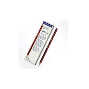 Staedtler 110-2B Tradition 2B Red/Blk Pencils