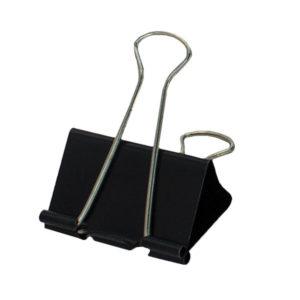 SDS 51mm Foldback Clips - Black