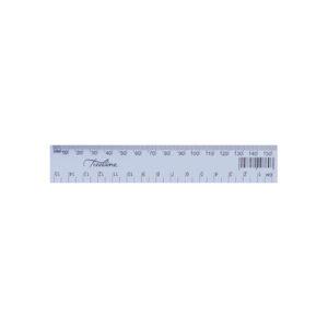 Treeline 15cm Rulers Clear