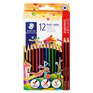 Staedtler Noris Club Colouring Pencils