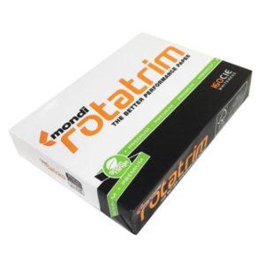 Paper Rotatrim A4 White Ream Of 500 Sheets 80gsm