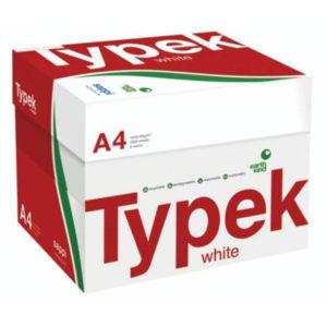 Typek A4 Printer paper Box of 5 reams