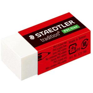 Staedtler Eraser Tradition Pvc