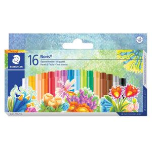 Staedtler Oil Pastels - 16's - Asst